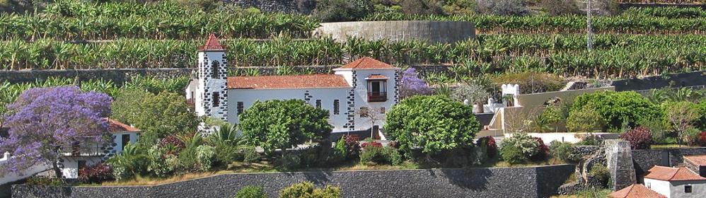 Aussichtspunkt Barranco de Las Angustias - La Palma Travel