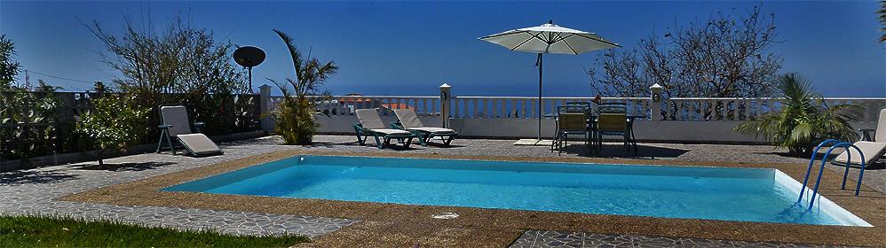 Ferienhaus, Ferienwohnung, Finca - La Laguna - La Palma