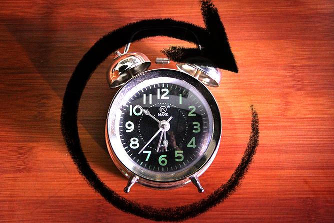 Nicht Vergessen Auch Auf La Palma Werden Die Uhren Umgestellt La
