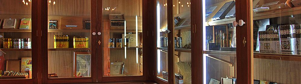 Artesanía - tienda del museo del puro palmero - La Palma Travel