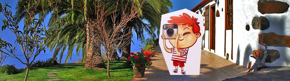 Illustrationen von Victor Jaubert - noch bis zum 4. Mai 2015 in Los Llanos - La Palma Travel