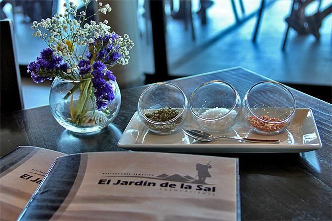 Restaurants auf la palma fuencaliente jard n de la sal for Jardin de sal