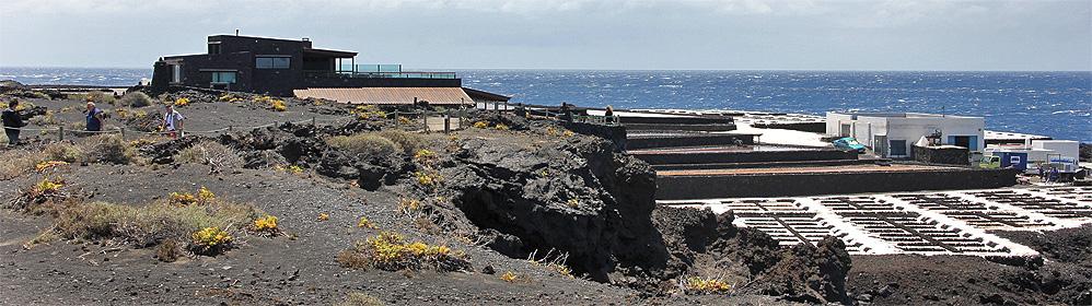 El Jardín de la Sal - La Palma Travel
