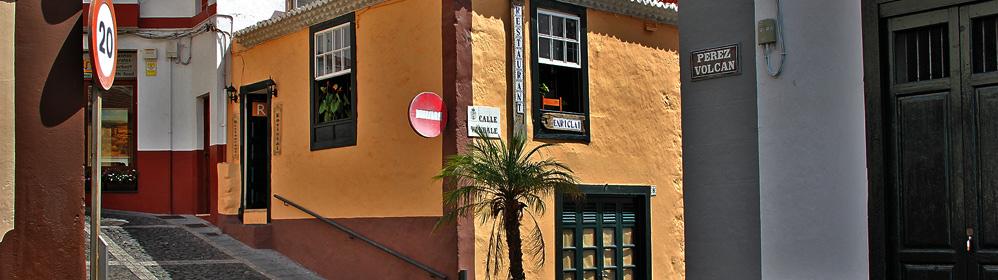 Restaurante Enriclai - La Palma Travel