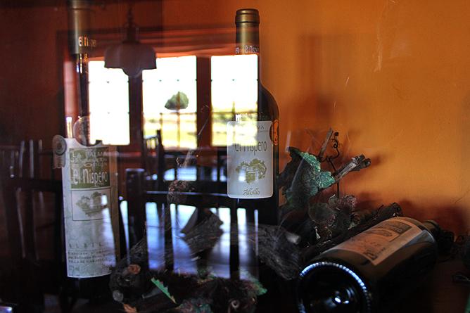 bodega-el-nispero-la-palma-premios-botellas-albillo