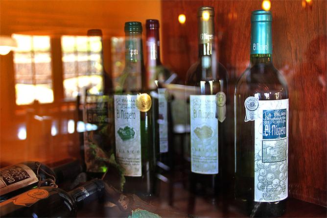 bodega-el-nispero-la-palma-premios-botellas2