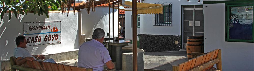 Restaurante Casa Goyo - Mazo beim Flughafen - La Palma