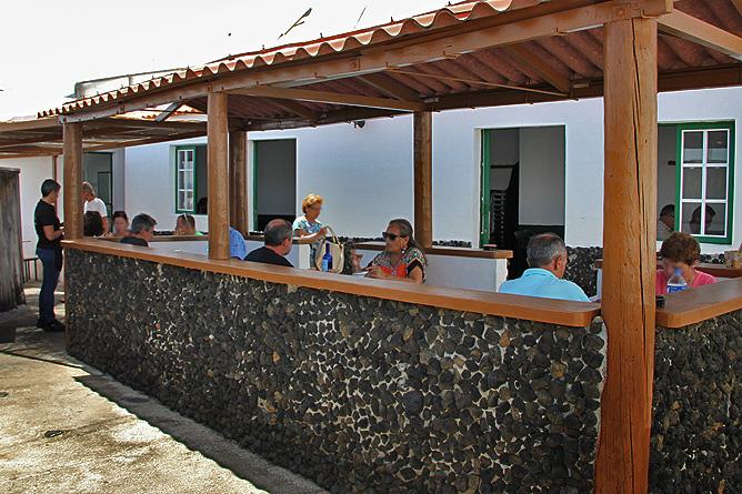 Restaurante casa goyo mazo beim flughafen la palma for La pergola palma