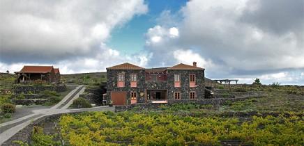 Besucherzentrum vulkan san antonio la palma travel - La casa del volcan ...