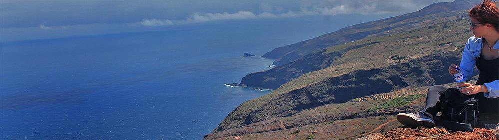 Weite und Schluchten – Rundwanderung in Puntagorda - La Palma Travel