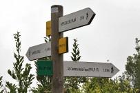 refugio-pared-vieja-wandern-la-palma-camino-de-la-faya-pr18-wegweiser