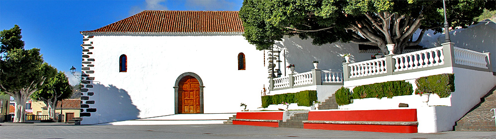 Post Office Tijarafe - La Palma Travel
