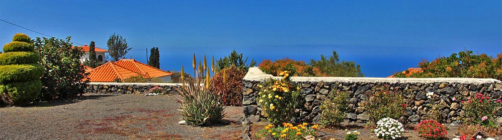 Casa Amarna - Ferienhaus mit Meerblick und Internet im Aridanetal | La Palma Travel