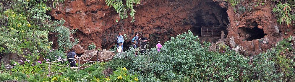 Die Höhlen von Buracas - La Palma Travel