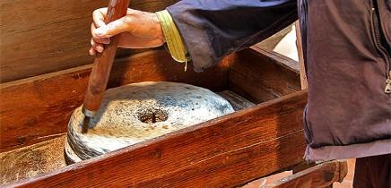 migo-gofio-trigo-museo-las-tricias-garafia-la-palma-mahl-stein