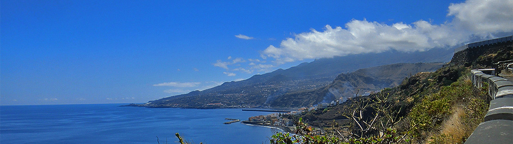 Aussichtspunkt Los Gomeros - La Palma Travel