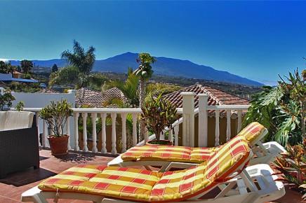 El Monte Holiday Apartment La Palma island