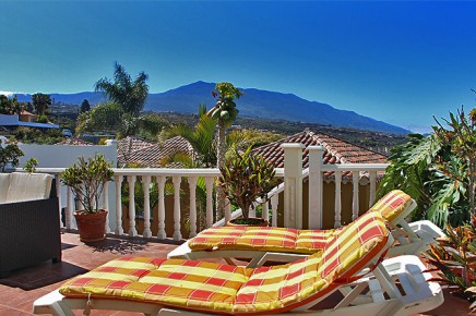 El Monte Ferienwohung auf der Kanareninsel La Palma