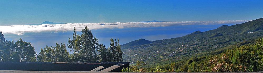 Aussichtspunkt La Cumbre - La Palma Travel