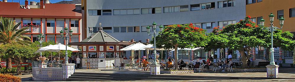 Town hall Villa y Puerto de Tazacorte - La Palma Travel