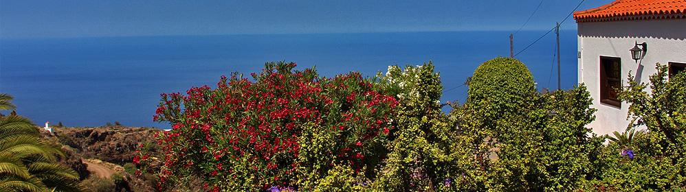 Casa El Naranjo - Ferienhaus - Tijarafe | La Palma Travel
