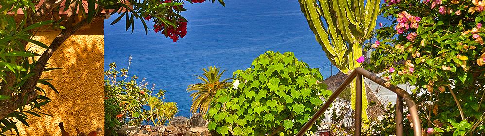 Bungalow Miramar - Ferienhaus - Puerto Naos | La Palma Travel