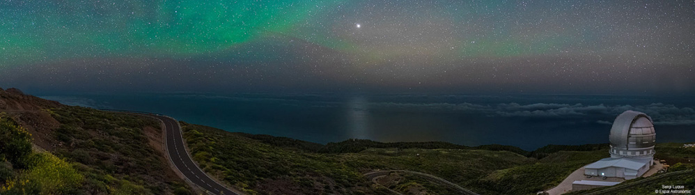 Sternenklarer Himmel - La Palma Travel