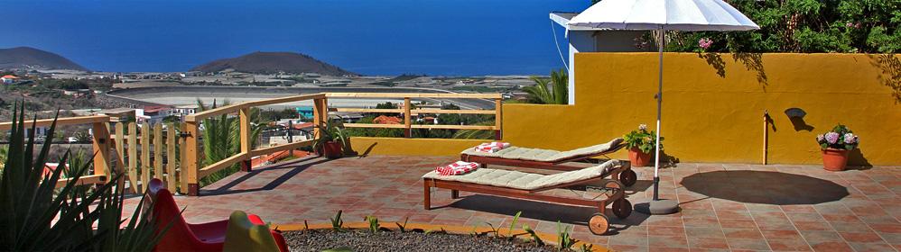Casa Salamandra - Ferienhaus mit Internet in Celta | La Palma Travel