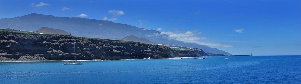 La Bombilla Lighthouse - Faro de Punta Lava - La Palma Travel