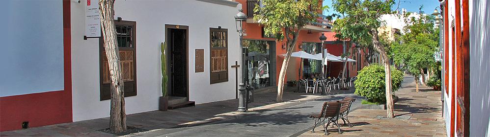 Ausstellung Partitura Alegre von Lothar Brix  in der Galerie García de Diego - La Palma Travel