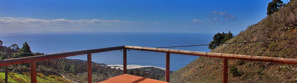Heliocentro - Ferienhaus von privat mit Internet in Las Manchas | La Palma Travel