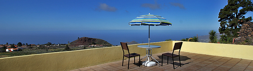 Vacation houses and apartments - San Nicolas - La Palma