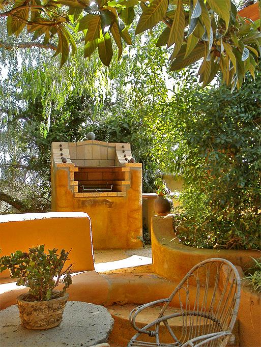 Jardin verde ferienhaus mit pool el jes s tijarafe for Jardin verde