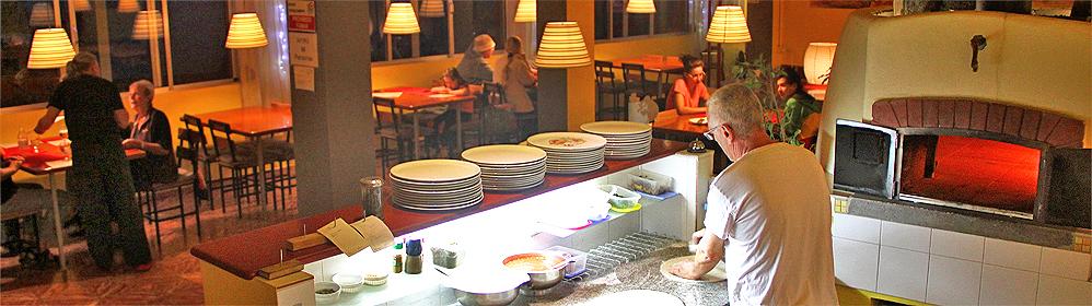 Pizzeria Evangelina Jedey La Palma