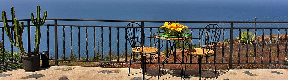 El Polear - Ferienhaus mit Pool in Puntagorda | La Palma Travel