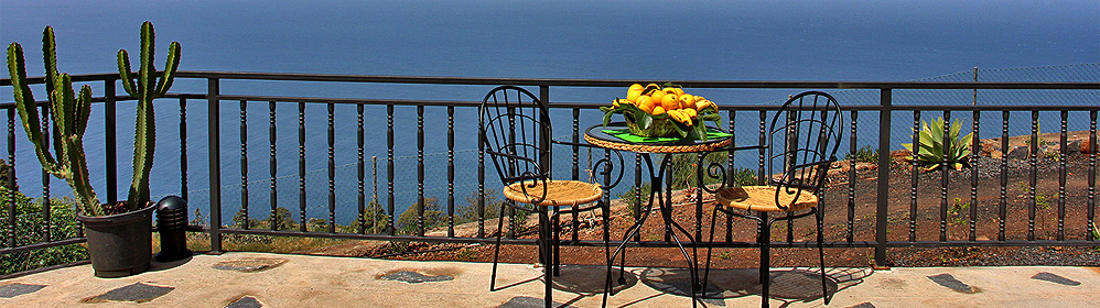 El Polear - Ferienhaus mit Pool - Puntagorda | La Palma Travel