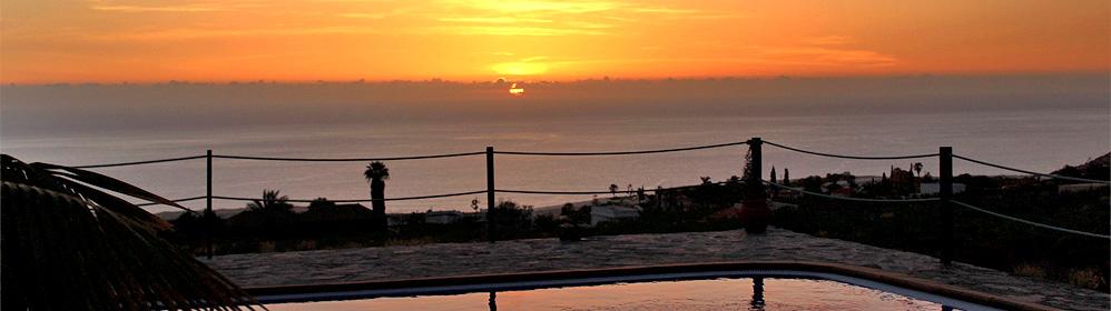 Casa La Majada - preiswertes Ferienhaus (Pool, Internet) in Las Norias | La Palma Travel