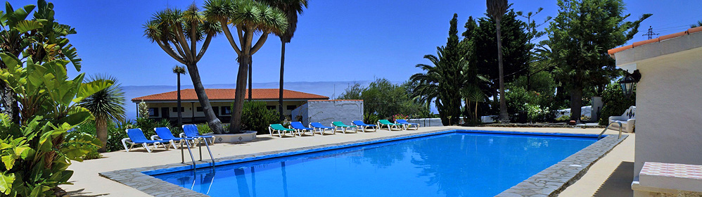 Apartamentos Miranda | Ferienwohnungen mit Pool | Breña Alta | La Palma Travel