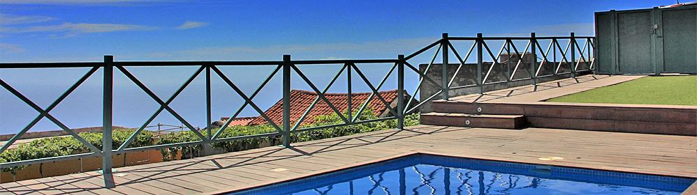 La Caldera - Casa vacacional con piscina | Fuencaliente | La Palma Travel