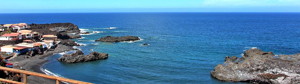 Apartmentos Punta Larga   Ferienwohungen in Meernähe   Fuencaliente   La Palma Travel