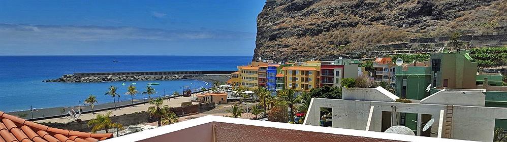Atico Orion - Ferienwohnung, Puerto de Tazacorte | La Palma Travel