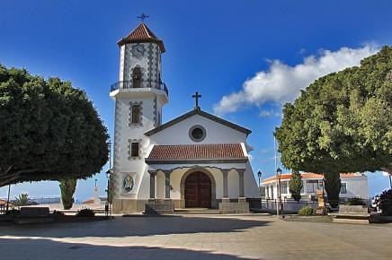 Parroquia de San Pío X en la Palma