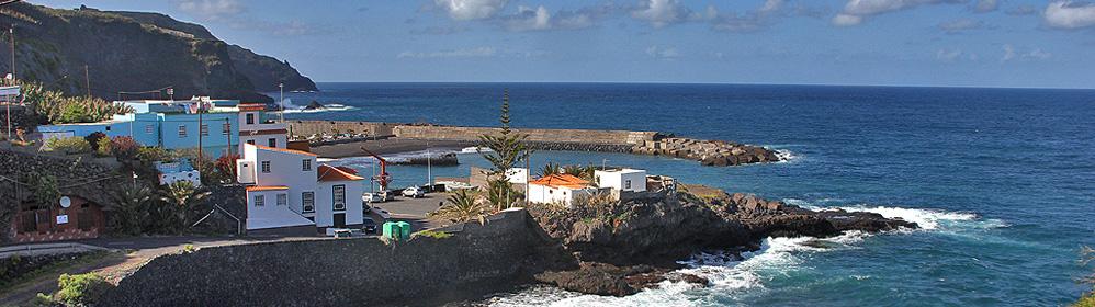 San Andrés -Ferienhäuser, Sehenswürdigkeiten | La Palma Travel