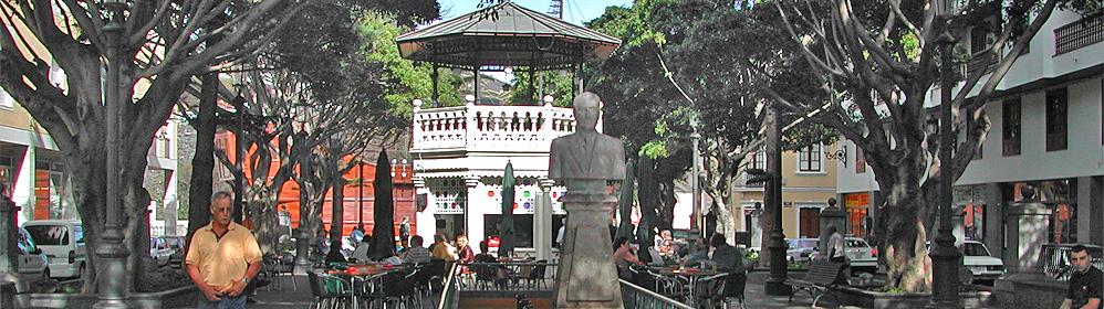 Flohmarkt Plaza de La Alameda - La Palma Travel