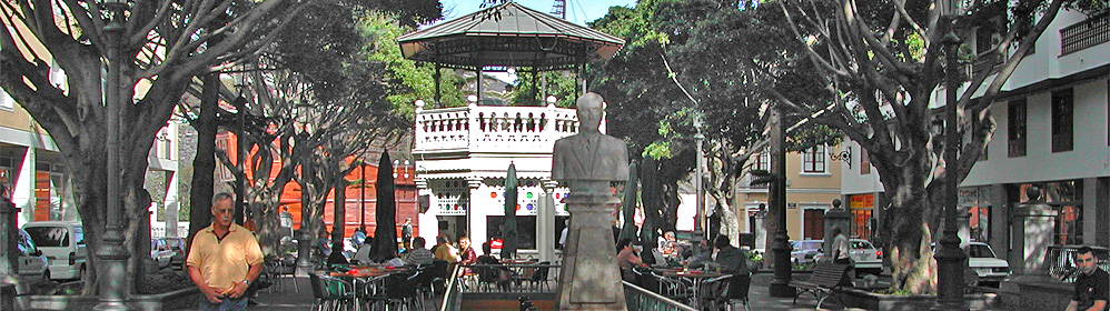 Plaza de la Alameda - La Palma Travel