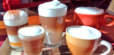 Entkoffeinierter Kaffee Stillen