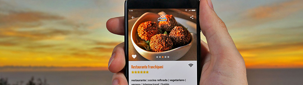 The handy La Palma Restaurant Guide on your Smartphone! - La Palma Travel