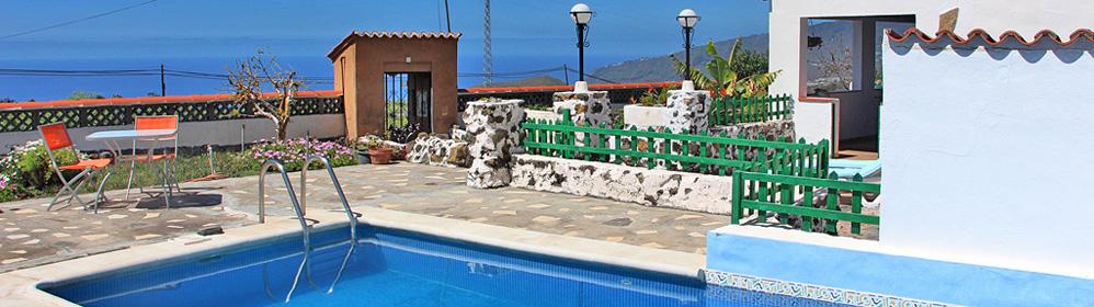 Casa Las Vistas - Casa rural aislada en Todoque | La Palma Travel