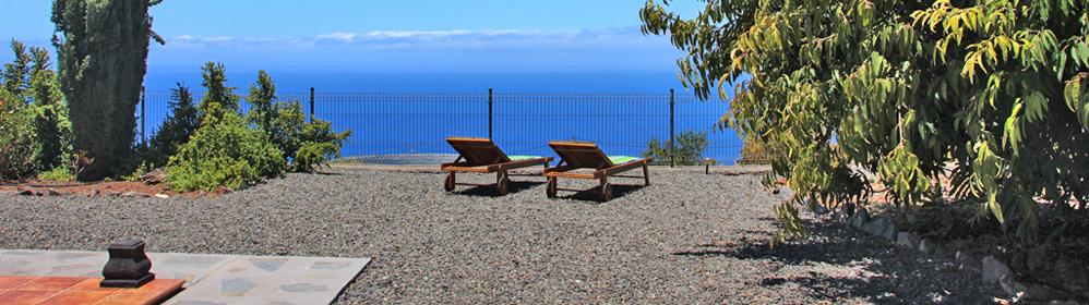 Casa Luque - Casa vacacional, dividida en dos viviendas en La Punta | La Palma Travel