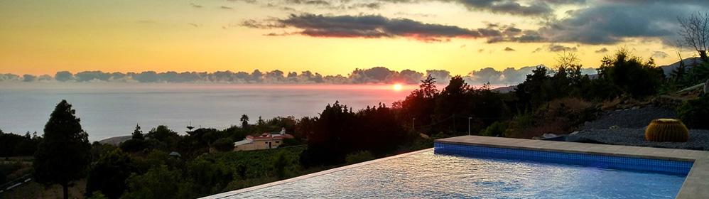 La Palma Tacande Ferienhaus Ferienwohnung Finca